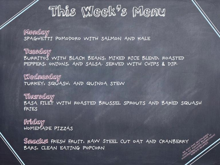 menu (november 3rd-7th)