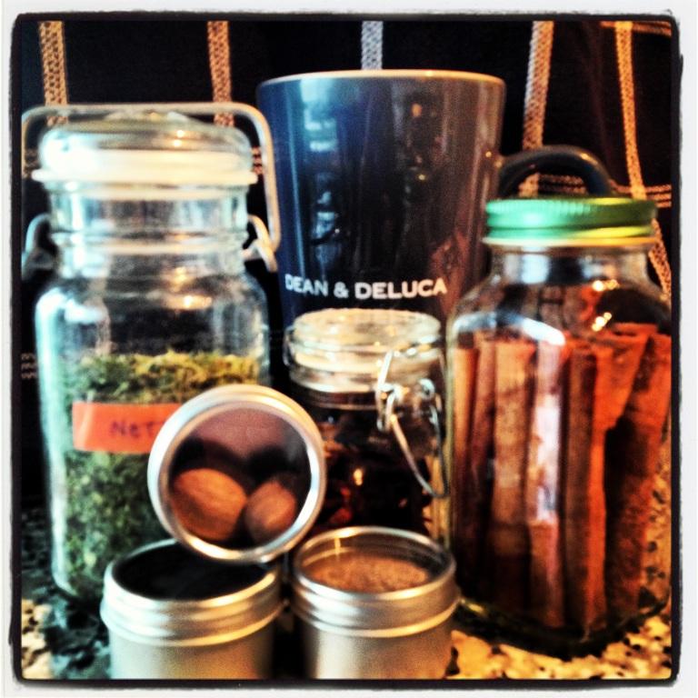 Nettle Chai Tea